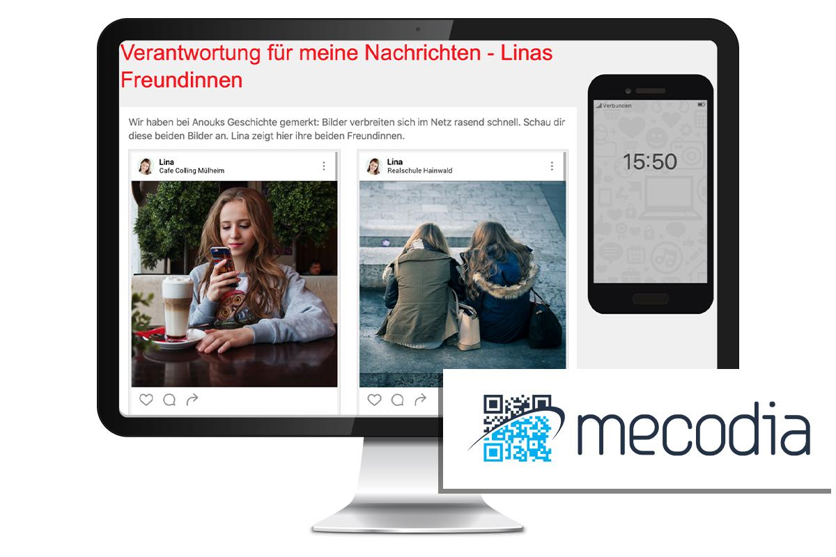 mecodia digitale Workshops für Schüler*innen
