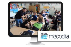 mecodia Workshops für Schüler*innen