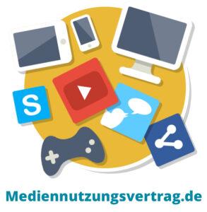 Logo Mediennutzungsvertrag